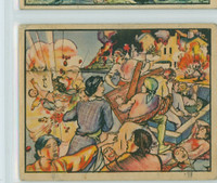 1938 Horrors of War 44 The Bombardment of Almercia Fair to Good