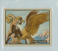 1950 Bring Em Back 22 Flying Feathers Fair to Good