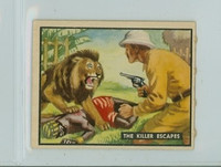 1950 Bring Em Back 25 The Killer Escapes Excellent to Mint