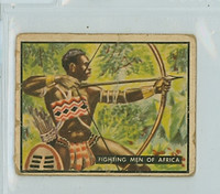 1950 Bring Em Back 29 Figthing Man of Africa Poor