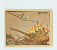 1950 Freedom's War 9 Flying Metal Excellent to Mint
