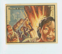 1950 Freedom's War 46 Shelling Of Taegu Excellent to Excellent Plus