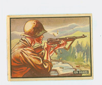 1950 Freedom's War 48 On Guard Very Good to Excellent
