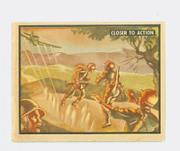 1950 Freedom's War 63 Closer To Action Excellent to Mint