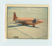 1950 Freedom's War 119 Bell X-1 Very Good to Excellent