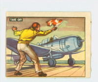 1950 Freedom's War 144 Take Off Very Good to Excellent