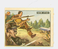 1950 Freedom's War 160 Suicide Attack Very Good to Excellent