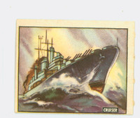 1950 Freedom's War 172 Cruiser Very Good to Excellent