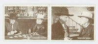 1950 Hopalong Cassidy Pair: 43 Hard Words / 44 You Did It Excellent to Mint