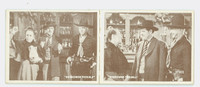 1950 Hopalong Cassidy Pair: 46 Lucky Apple / 47 What's Next Excellent