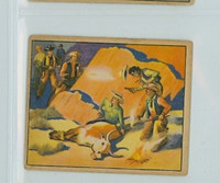 1950 Wild West F-4 Suprising Cattle Rustlers Good to Very Good