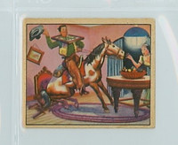 1950 Wild West E-6 Pony in the Parlor Very Good