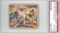 1950 Wild West A-8 At War With Britain PSA 6 Excellent to Mint