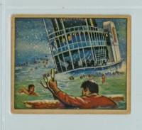 1950 Wild West G-8 Wreck of the Tennessee Very Good to Excellent
