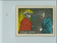 1950s Ed-U-Card Lone Ranger 11 Steady Aim Excellent