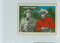 1950s Ed-U-Card Lone Ranger 112 Dangerous Company Very Good to Excellent