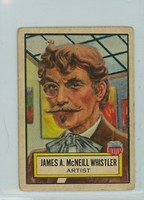 1952 Look N See 23 James McNeill Whistler Good to Very Good