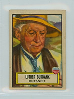 1952 Look N See 27 Luther Burbank Fair to Good