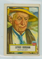 1952 Look N See 27 Luther Burbank Excellent