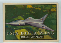 1952 Wings 111 707A Delta Wing Excellent
