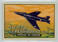 1952 Wings 131 Swift Supermarine 541 Excellent to Mint