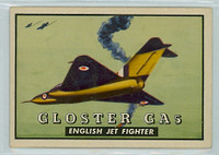 1952 Wings 132 Gloster GA5 Excellent to Mint