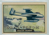 1952 Wings 148 DH112 Venom Very Good to Excellent