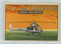 1952 Wings 156 S.O. 1120 Ariel III Very Good to Excellent