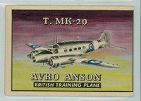 1952 Wings 167 T. MK-20 Very Good to Excellent