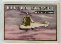 1952 Wings 181 Hiller Hornet Very Good to Excellent