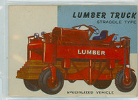 1954 World On Wheels 8 Lumber Truck Very Good to Excellent