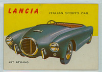 1954 World On Wheels 10 Lancia Sports Car Excellent