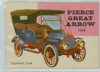 1954 World On Wheels 24 Pierce Great Arrow 1906 Very Good to Excellent