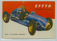 1954 World On Wheels 35 EEFYH Racer Very Good to Excellent