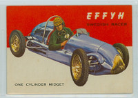1954 World On Wheels 35 EEFYH Racer Excellent to Mint