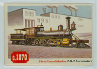 1955 Rails and Sails 33 First Consolidation 2-8-0 Good to Very Good