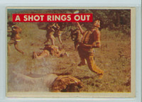 1956 Davy Crockett Green 21 A Shot Rings Out Very Good to Excellent