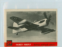1956 Jets 59 Fairey Firefly Excellent