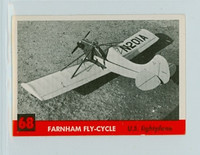 1956 Jets 68 Farnham Fly-Cycle Excellent to Mint