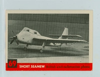 1956 Jets 69 Short Seamew Excellent to Mint