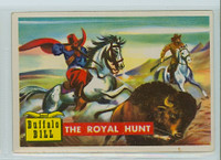 1956 Round Up 27 The Royal Hunt Excellent to Mint