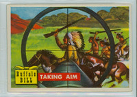 1956 Round Up 28 Taking Aim Excellent to Mint