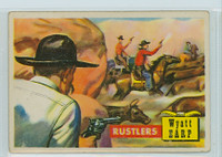 1956 Round Up 37 Rustlers Very Good to Excellent