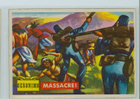 1956 Round Up 62 Massacre! Very Good to Excellent