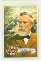 1956 U.S. Presidents 22 Rutherford B. Hayes Excellent to Excellent Plus