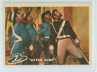 1958 Zorro 32 After Him! Excellent