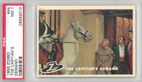 1958 Zorro 44 The Captains Demand PSA 7 Near Mint