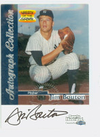 Jim Bouton AUTOGRAPH 1999 Fleer Greats of the Game Yankees CERTIFIED   [SKU:BoutJ1368_FL00GG99ce]