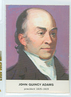 1960 Golden Press Presidents 6 John Quincy Adams Near-Mint
