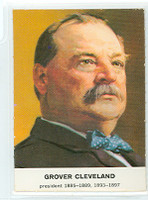 1960 Golden Press Presidents 22 Grover Cleveland Excellent to Mint